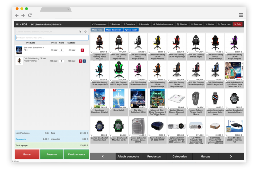 Software ecommerce SaaS, expertos dropshipping, sincronización con ...